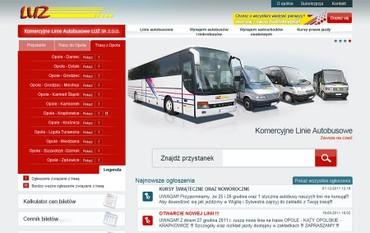 Komercyjne Linie Autobusowe Luz sp. z o.o.