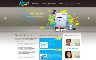 Eurocent - Studio Druku Cyfrowego