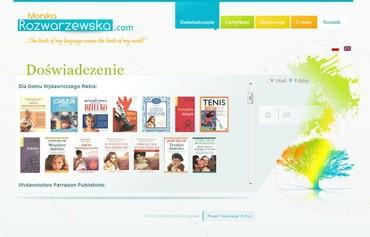 Rozwarzewska.com