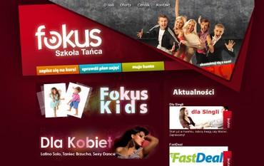 Szkoła Tańca Fokus
