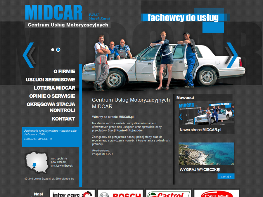 MIDCAR Centrum Usług Moto