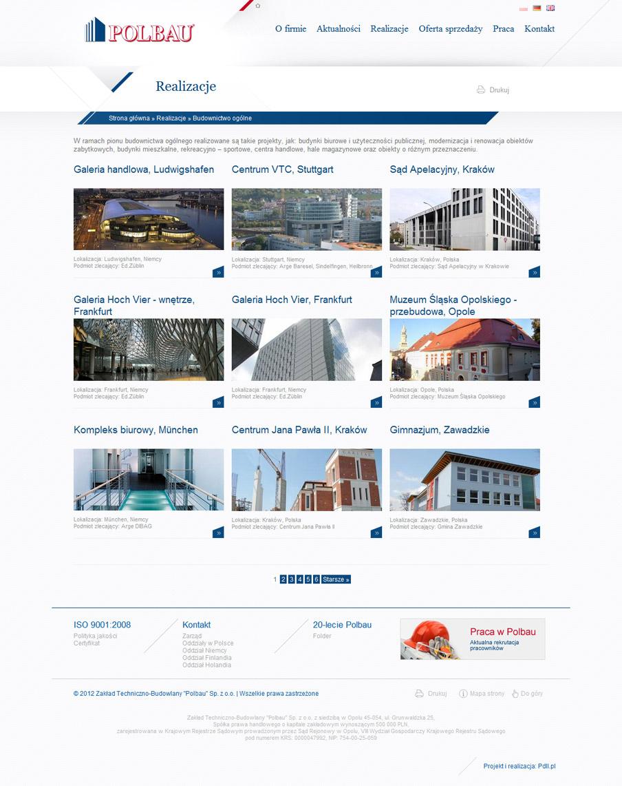 Portfolio firmy