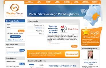 Portal Strzeleckiego Przedsiębiorcy